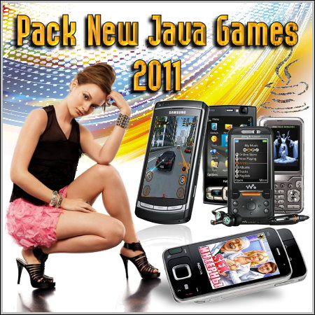 Pack New Java Games 2011