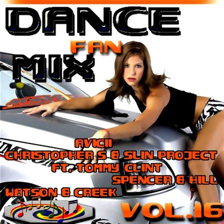 Dance Fan Mix Vol 16 (2011)