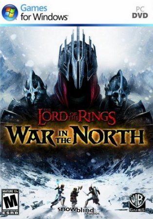 Lord of the Rings: War in the North (2011/Rus/Eng/Repack by Dumu4)