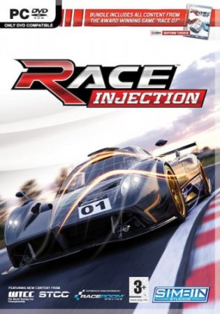 Race Injection (2011/RUS/ENG/MULTi9)