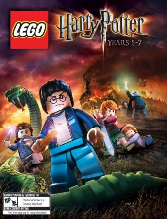LEGO Harry Potter: Years 5-7 (2011/MULTi8/ENG)