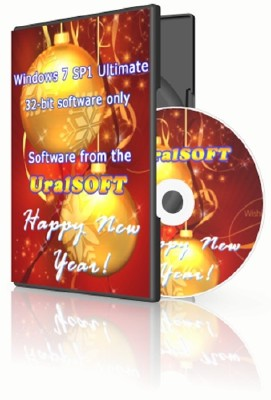 Windows 7 x 32 Ultimate UralSOFT v 4.12(2011/RUS)