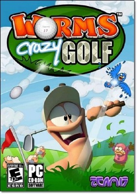 Worms Crazy Golf v 1.0.0.456r6 + 1 DLC (2011/RUS/ENG)Repack by Fenixx