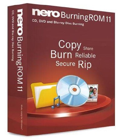 Nero Burning ROM 11.0.10500