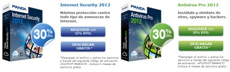 Антивирус Panda Internet Security 2012 / Antivirus Pro 2012 - бесплатно на  ...
