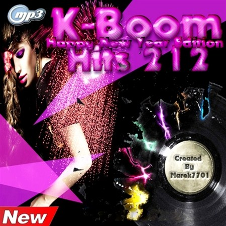 K-Boom Hits 212 Happy New Year Edition (2011)
