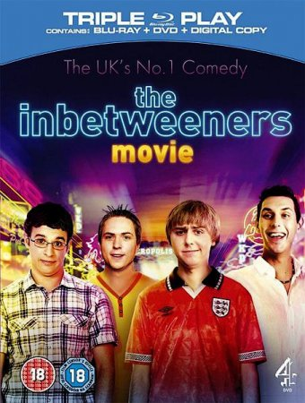 Переростки / The Inbetweeners Movie [Extended Cut] (2011/BDRip/720p)