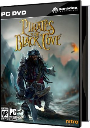 Pirates Of Black Cove v 1.0.5.8062 + 1 DLC (2011/RUS/ENG) Rip by Fenixx