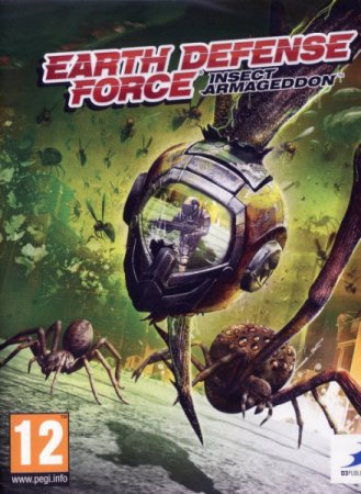 Earth Defense Force: Insect Armageddon (2011/ENG/PC)