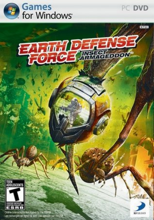 Earth Defense Force Insect Armageddon (2011/ENG) RePack от Repacker's