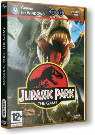 Jurassic Park: The Game Episode 1 v.1.0.0.15 (2011/RUS/ENG/RePack by Fenixx ...