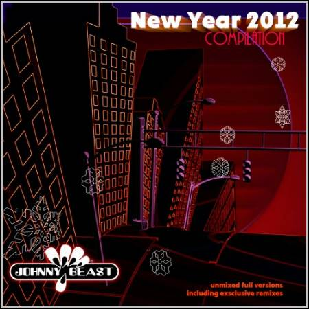 Dj Johnny Beast - New Year 2012 compilation (2012)