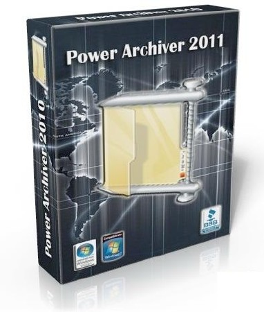 PowerArchiver 2011 Toolbox 12.10.05 Portable
