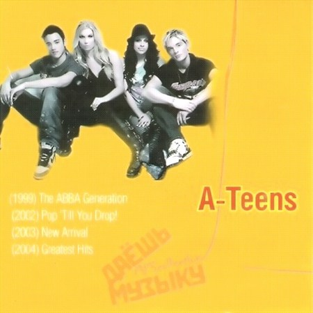 A-Teens - MP3 collection (2011)