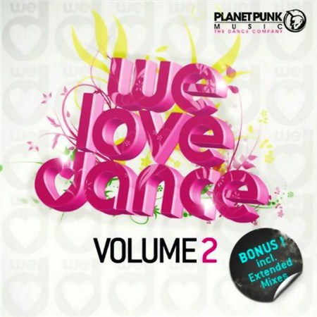 We Love Dance Vol. 2 (2011)