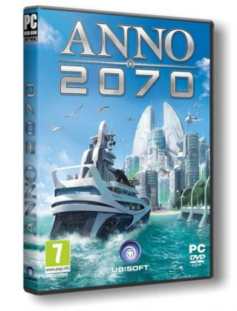Anno 2070 (2011/RUS/ENG/RePack by R.G.Механики)