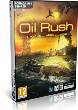 Oil Rush / Нефтяная лихорадка (2012/ENG/RUS/Repack by R.G.Torrent-Games)