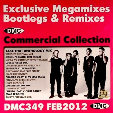 DMC Commercial Collection 349 February (2012)