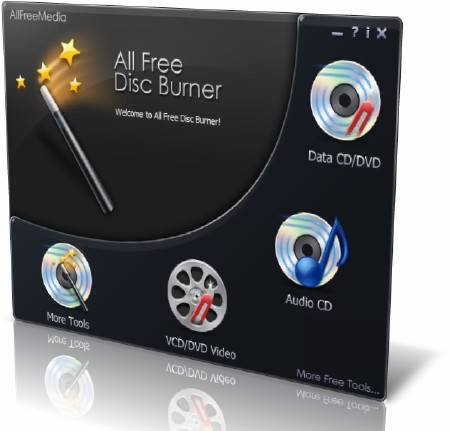 Free Disc Burner 3.0.7.1228 Portable