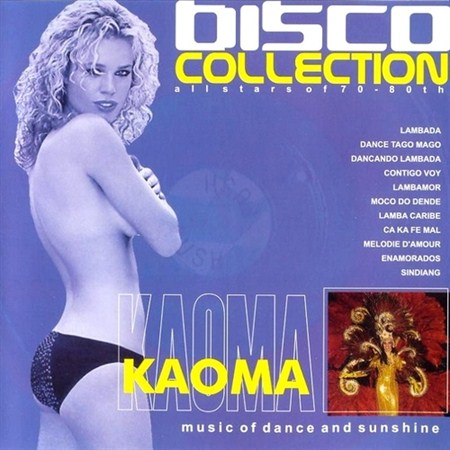 Kaoma - Disco Collection (2002)