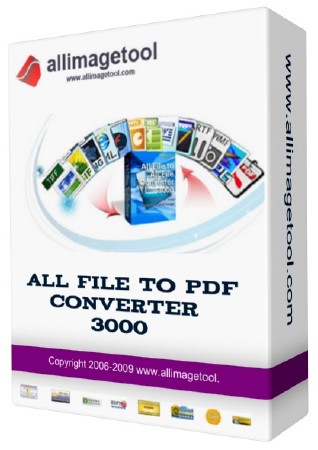 All File to PDF 3000 v7.7 + Portable