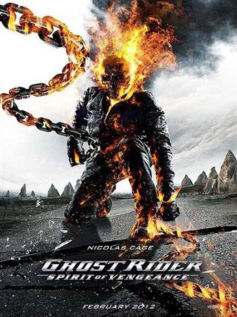 Призрачный гонщик 2 / Ghost Rider: Spirit of Vengeance (2012) TS