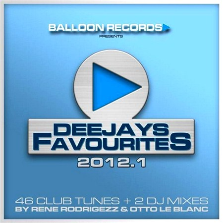 Deejays Favourites (2012.1)