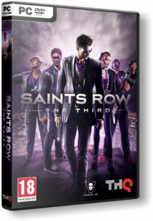 Saints Row: The Third (2011/RUS/Rip от R.G. Creative)