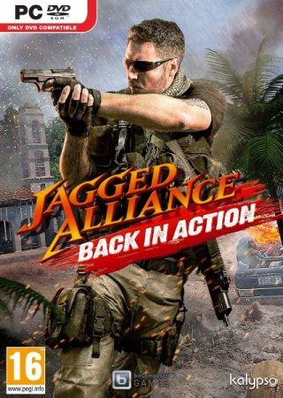 Jagged Alliance - Back in Action (2012/DE/ENG/Demo)