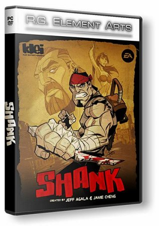 Shank (2011/RUS/ENG/Rip by R.G. Element Arts)
