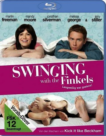 Секс по обмену / Swinging with the Finkels (2011) BDRip 720p