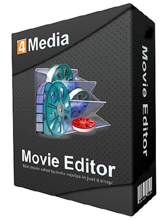 4Media Movie Editor 6.5.2 Build 0907 Portable