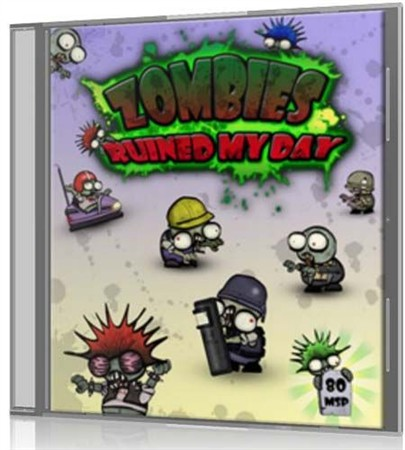 Zombies Ruined My Day (2012/PC/Eng)