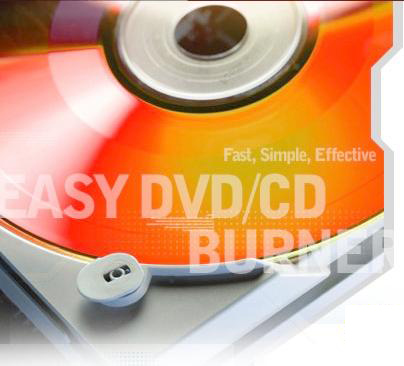 Free Easy CD DVD Burner 5.1.0 RuS Portable