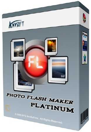 AnvSoft Photo Flash Maker Platinum 5.44 Portable
