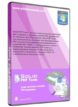 Solid PDF Tools 7.2 build 1498