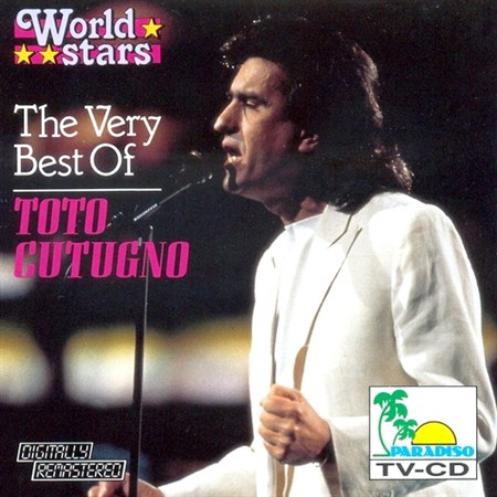 Toto Cutugno - The Very Best Of (1990)