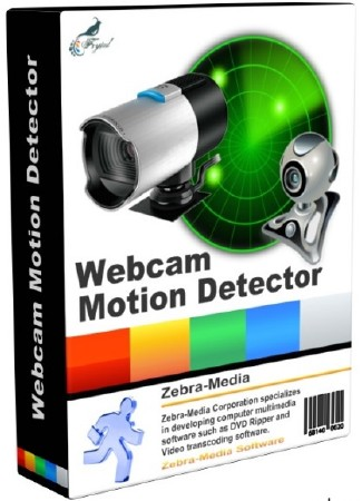 Zebra Webcam Motion Detector 1.5 (ENG) 2012