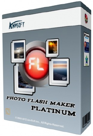 AnvSoft Photo Flash Maker Platinum v.5.45 - Тихая установка (ML/RUS) 2012