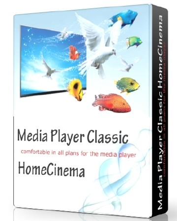 Media Player Classic HomeCinema 1.6.1.4254 (ML/RUS) 2012