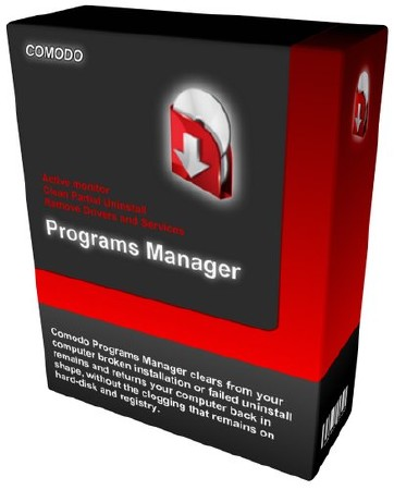 Comodo Programs Manager 2.0.0.3 Portable (ML/RUS) 2012