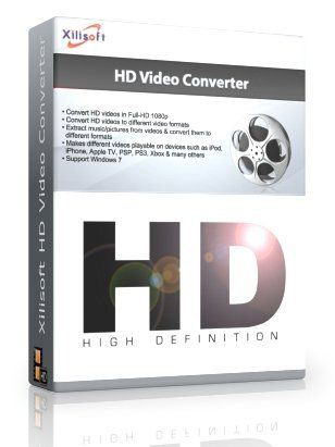 Xilisoft HD Video Converter 7.1.0 Build 20120405 (ENG) 2012