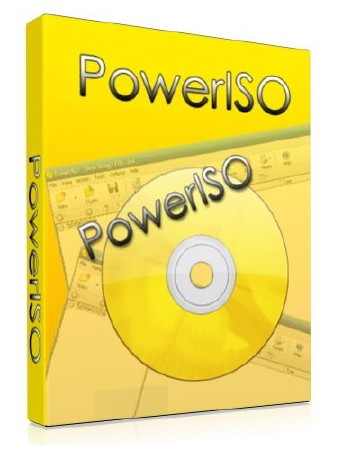 PowerISO 5.0 Datecode 10.04.2012 (ML/RUS) 2012