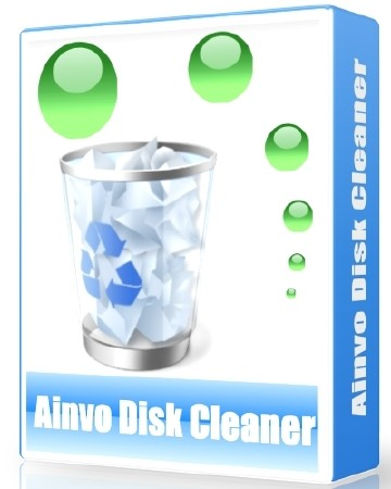Ainvo Disk Cleaner 2.4.1.470 Portable (ML/RUS) 2012