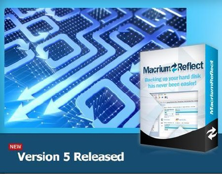 Macrium Reflect FREE Edition 5.0.4432 (ML/RUS) 2012