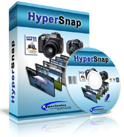 HyperSnap™ 7.14.00 Russian Portable (RUS) 2012