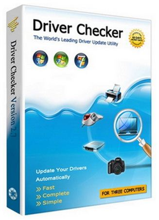 Driver Checker v2.7.5 Datecode 19.04.2012 (ENG) 2012