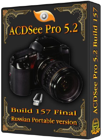 ACDSee Pro 5.2 Build 157 Final Portable (RUS) 2012