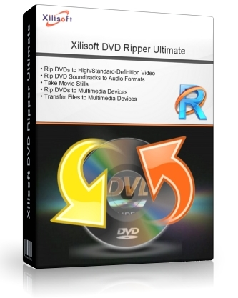 Xilisoft DVD Ripper Ultimate 7.2.0 build 20120420 (ML) 2012