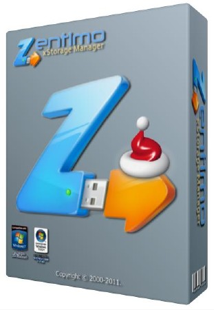 Zentimo xStorage Manager 1.6.2.1217  (ML/RUS) 2012